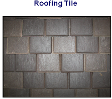 Ceramext roofing tiles